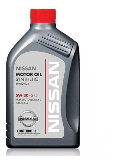 NISSAN SINTETICO 5W30 SN - 1L