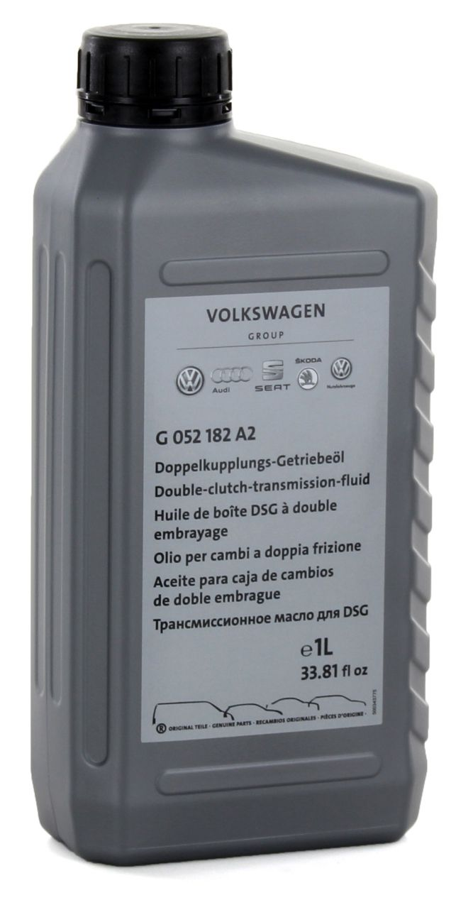 OLEO DE CAMBIO 75W VW DSG G052182A2