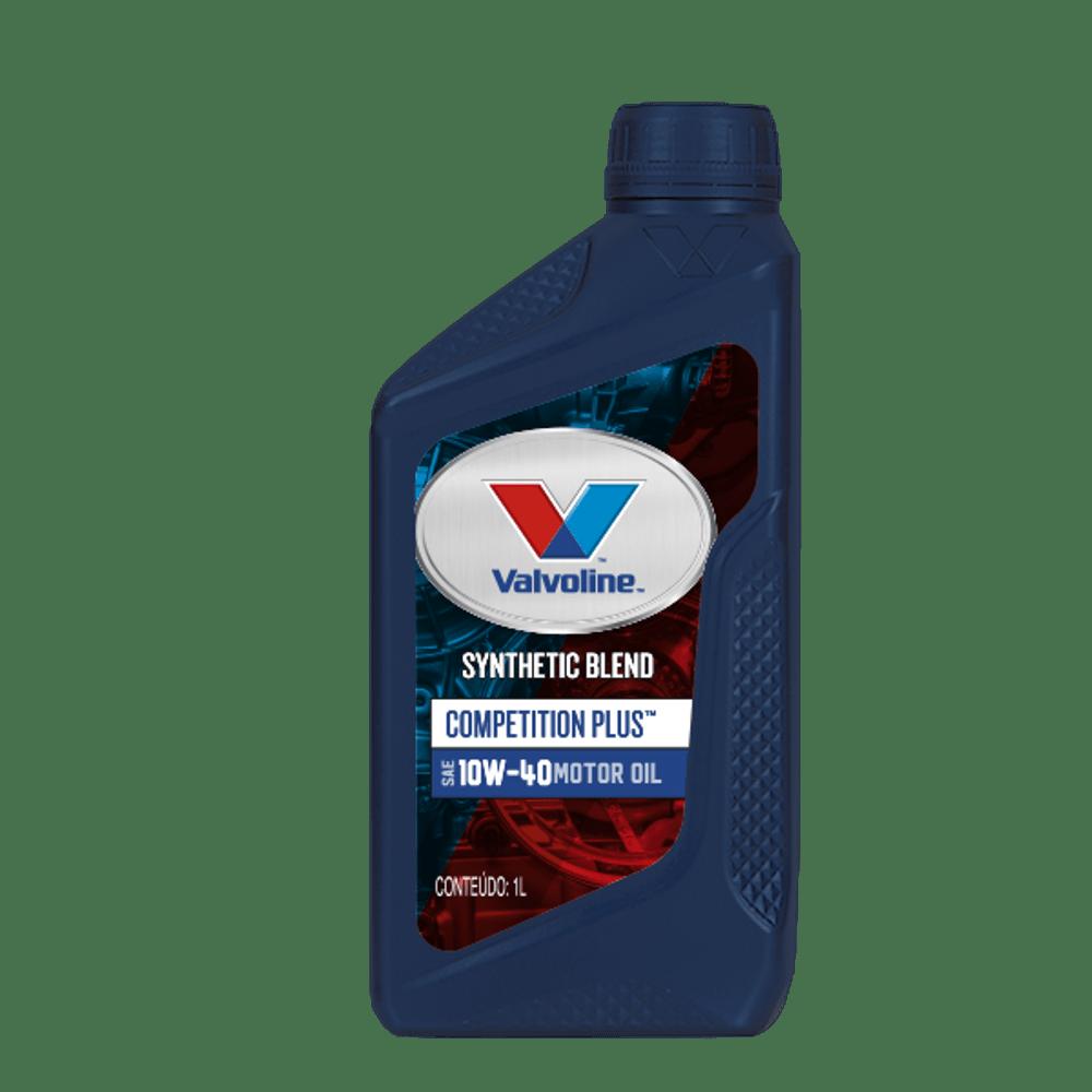 Oleo Motor 10w40 Valvoline Sae Api SL Semi Sintético 1L
