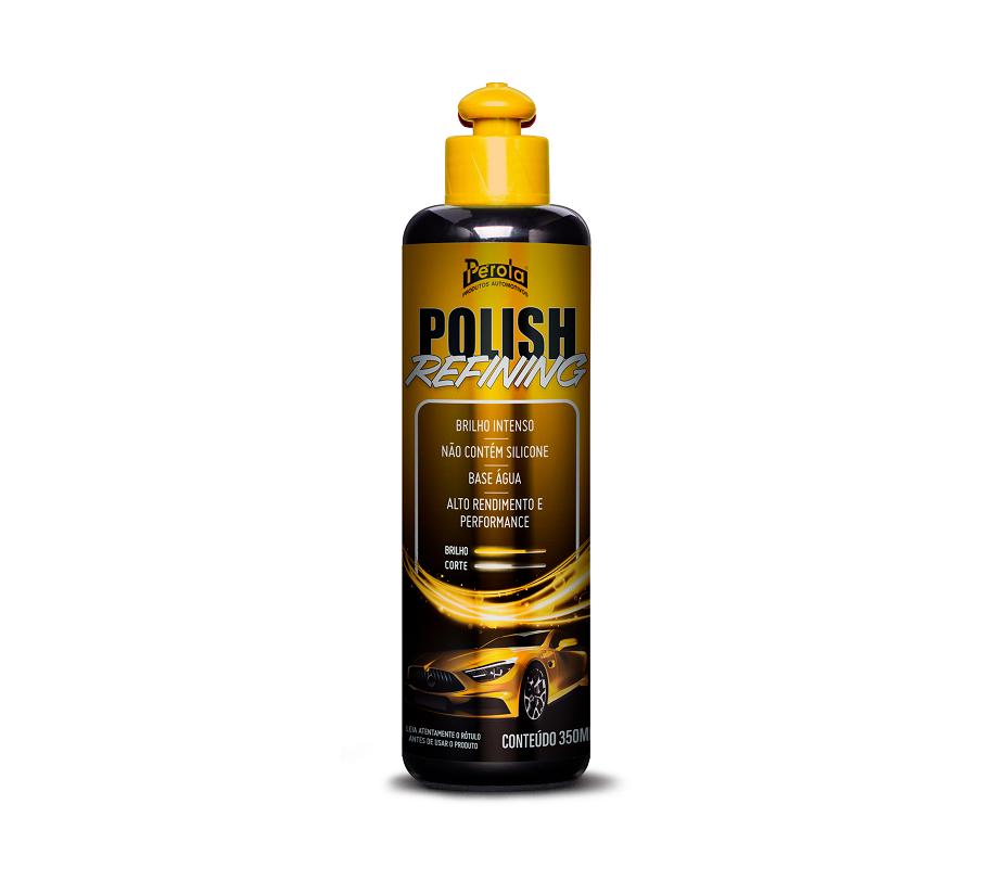 Polidor Automotivo Profissional Polish Refining Pérola 350ml