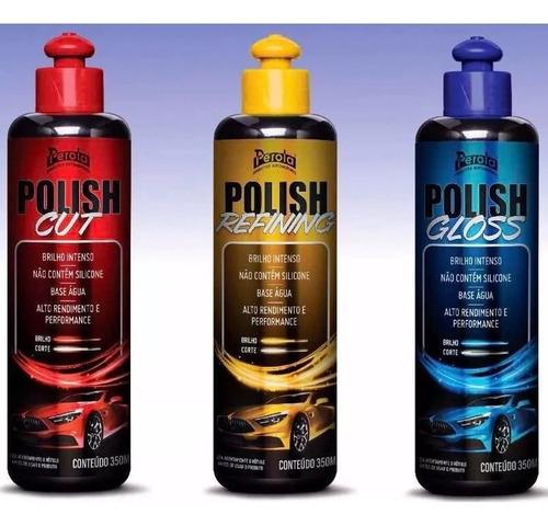 Polidor Polish Gloss Perola 350 Ml