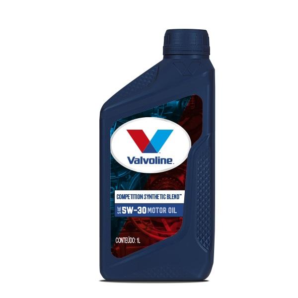 Valvoline Competition Plus 5w30 Api SL - 1 Litro