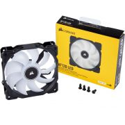 Cooler para Gabinete Corsair AF120 120MM LED Branco CO-9050079-WW