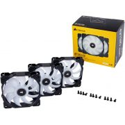 Cooler para Gabinete Corsair AF120 120MM LED Branco CO-9050082-WW C/ 03 UND
