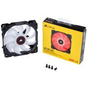 Cooler para Gabinete Corsair AF120 120MM LED Vermelho CO-9050080-WW