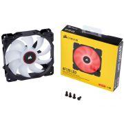 Cooler para Gabinete Corsair AF120 120MM LED Vermelho CO-9050080-WW