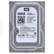 HDD 3,5 500GB 7200RPM 32MB Cache SATA 6.0GB/S - WD5000AZLX