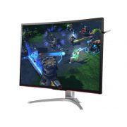 Monitor Gamer Entusiasta AOC 31.5 LED 1920X1080 Wide VGA DVI HDMI DP AG322FCX/75