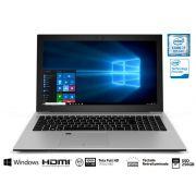 Notebook Vaio F15 Metal I7-8550U 8GB 256GB SSD 15.6 WIN10 VJF157F11X-B0611S