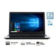 Notebook Vaio FIT 15S I5-7200U 8GB 256GB SSD 15.6 WIN10 VJF155F11X-B0911B