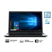 Notebook Vaio FIT 15S I7-7500U 8GB 1TB 15.6 WIN10 VJF155F11X-B0511B