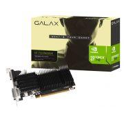 Placa de Video Geforce Galax GT 710 1GB DDR3 DVI HDMI VGA Mainstream Nvidia 71GGF4DC00WG