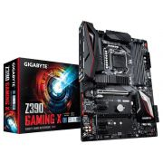 Placa Mae LGA 1151 INTEL Gigabyte Z390 Gaming X  ATX DDR4 4266MHZ M.2 Crossfire