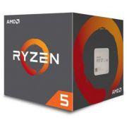 Processador AMD RYZEN 5 2600X 6C/12T 3,6GHZ (4,25GHZ Turbo) 19MB Cache 95W AM4 - YD260XBCAFBOX