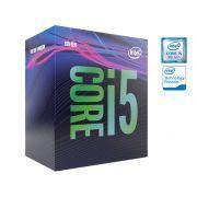 Processador Core I5 LGA 1151 INTEL BX80684I59400F Hexa Core I5-9400F 2.90GHZ 9MB Cache S/ Grafico 9GER
