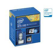 Processador INTEL Core I5-4440 3.10GHZ DMI 5GTS 6M Cache BX80646I54440