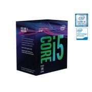 Processador INTEL Core I5-8600K 3.6GHZ S/ Cooler BX80684I58600K