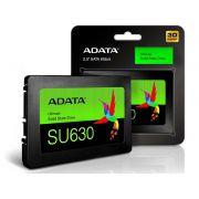 SSD ADATA 480GB 2.5 SATA III ASU630SS-480GQ-R SU630