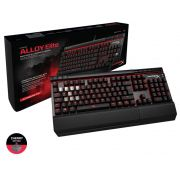 Teclado Gamer HYPERX Mecanico ALLOY Elite CHERRY MX RED HX-KB2RD1-US/R2