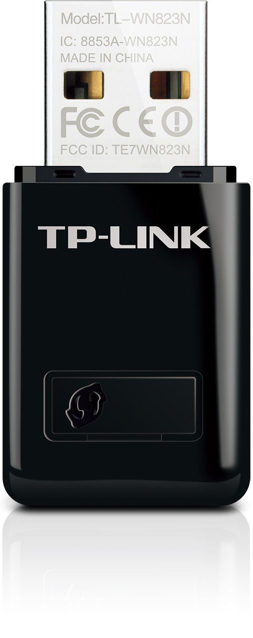 Adaptador USB Mini Wifi 300mbps Tp-link Tl-wn823n