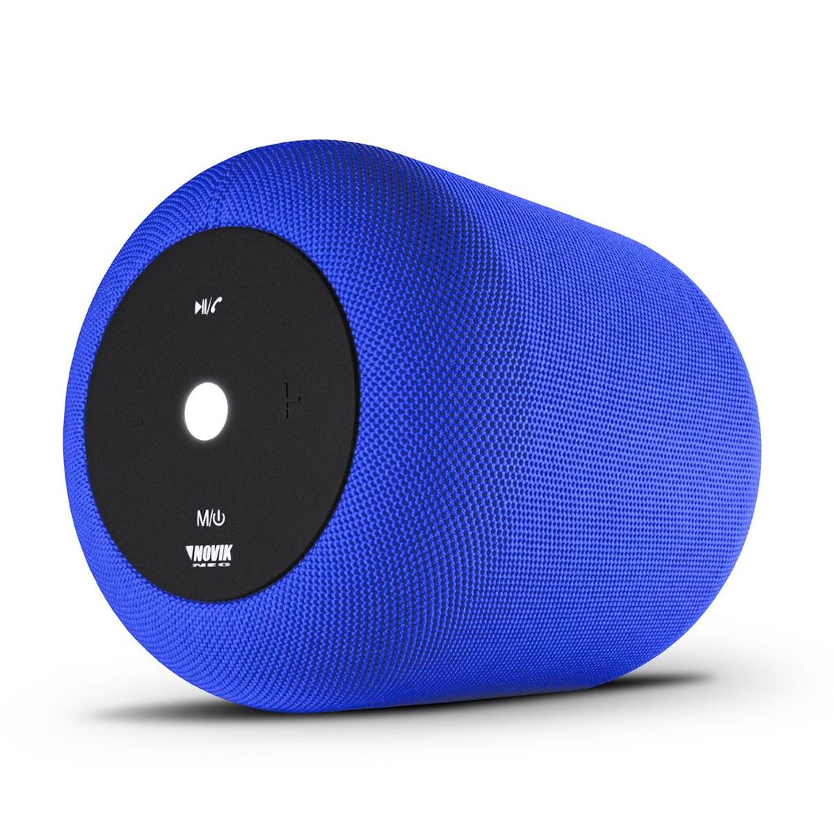 Caixa de Som Portátil Bluetooth SD USB Start XL Smart 15W Azul