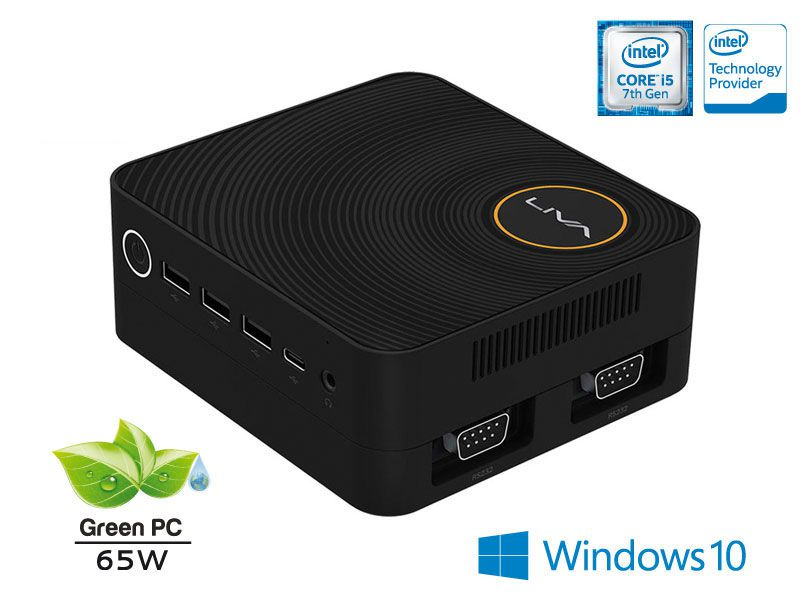 Computador Liva ZE PLUS INTEL Windows Ultratop UL7200U4500WP Core I5-7200U 4GB HD 500GB HDMI Windows 10 Professional