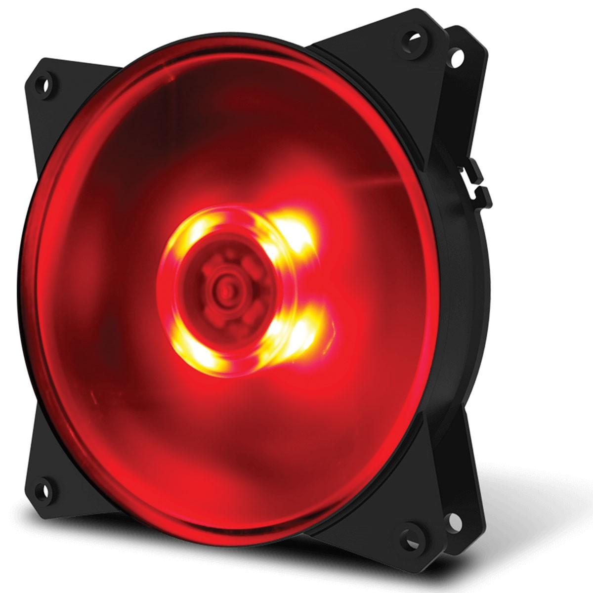 Cooler para Gabinete Masterfan 120MM MF120L LED Vermelho - R4-C1DS-12FR-R1