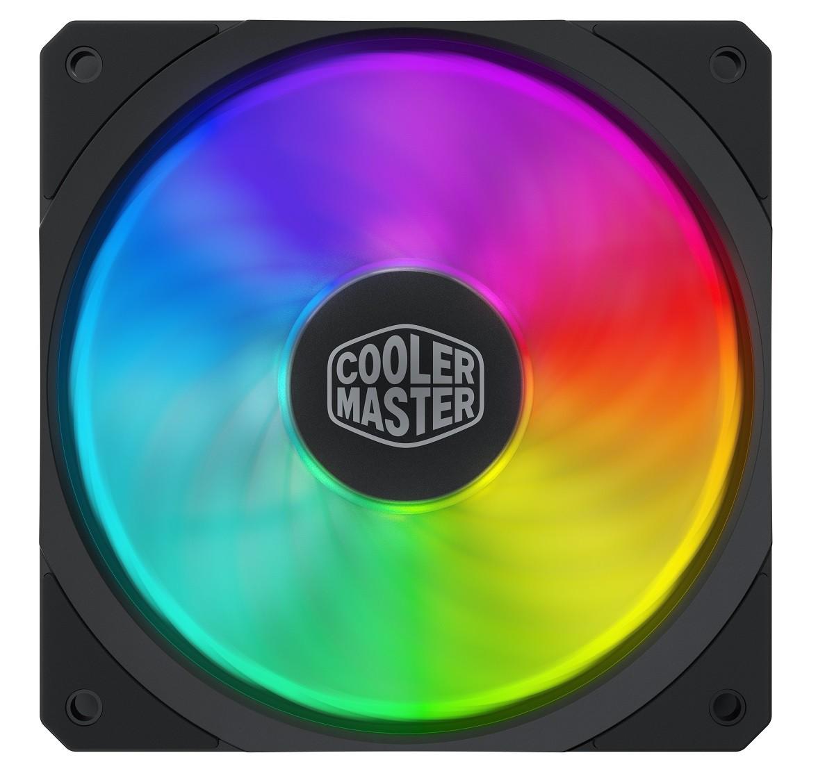 Cooler para Gabinete Masterfan SF120R ARGB - 120MM - MFX-B2DN-20NPA-R1