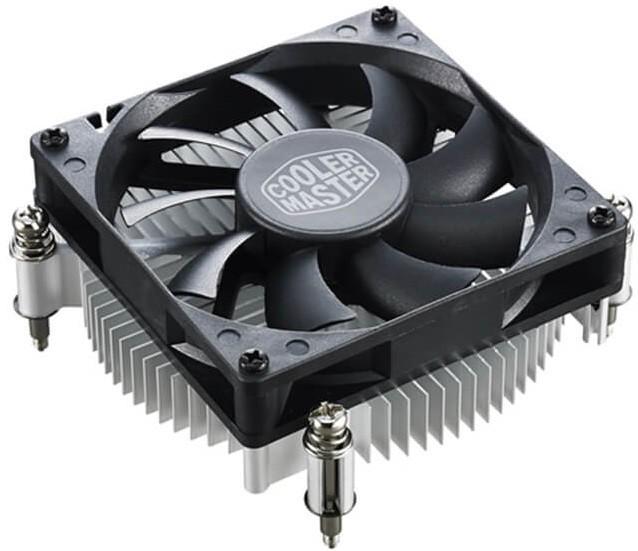 Cooler para Processador INTEL -  X Dream L115 - LOW Profile - RR-X115-22FK-R1
