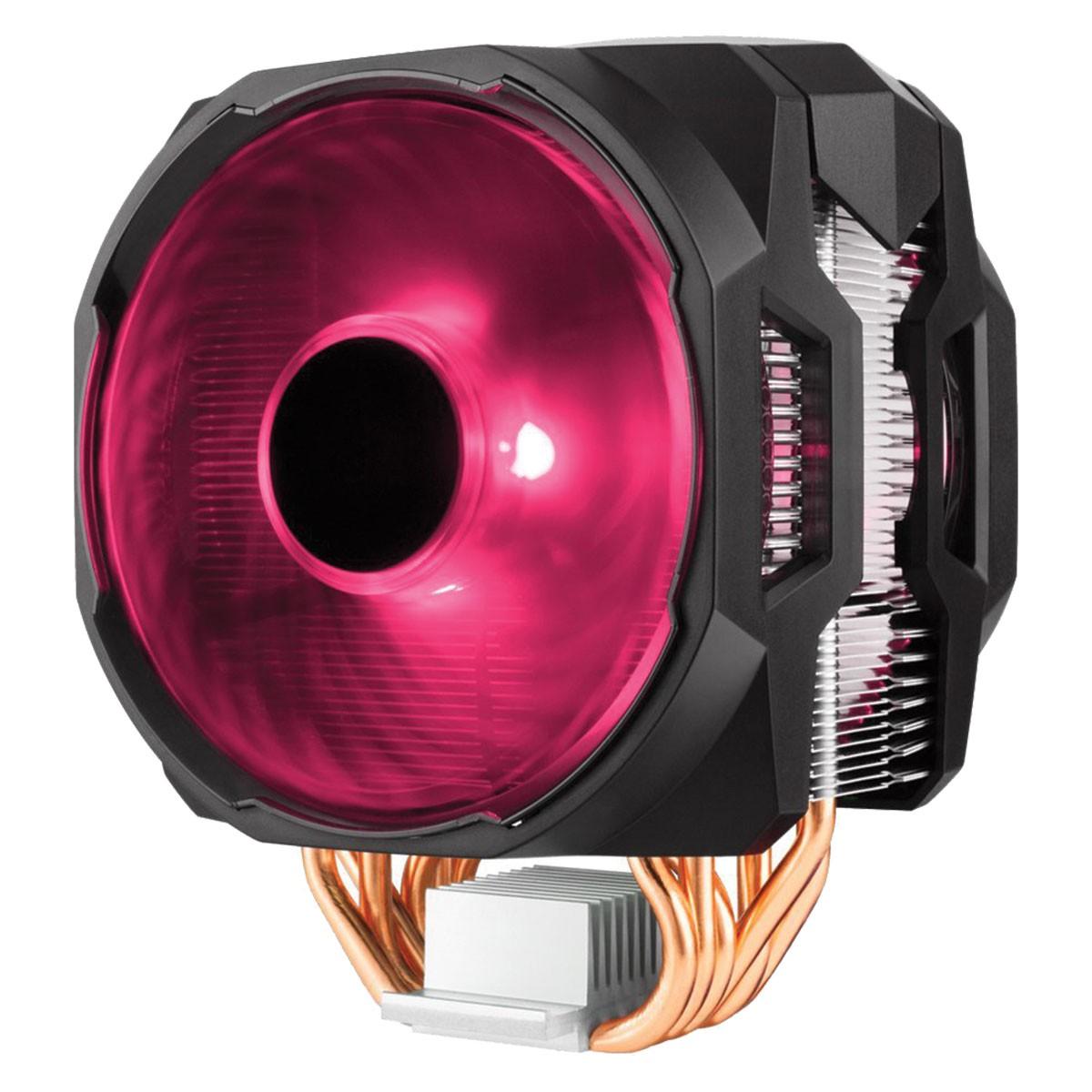 Cooler para Processador Masterair MA610P C/ RGB e Controlador MAP-T6PN-218PC-R1