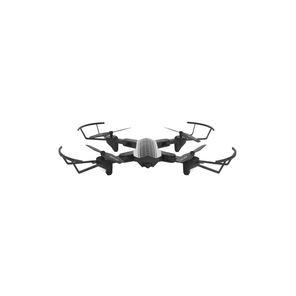 Drone SHARK Multilaser Wifi e Câmera HD WES177