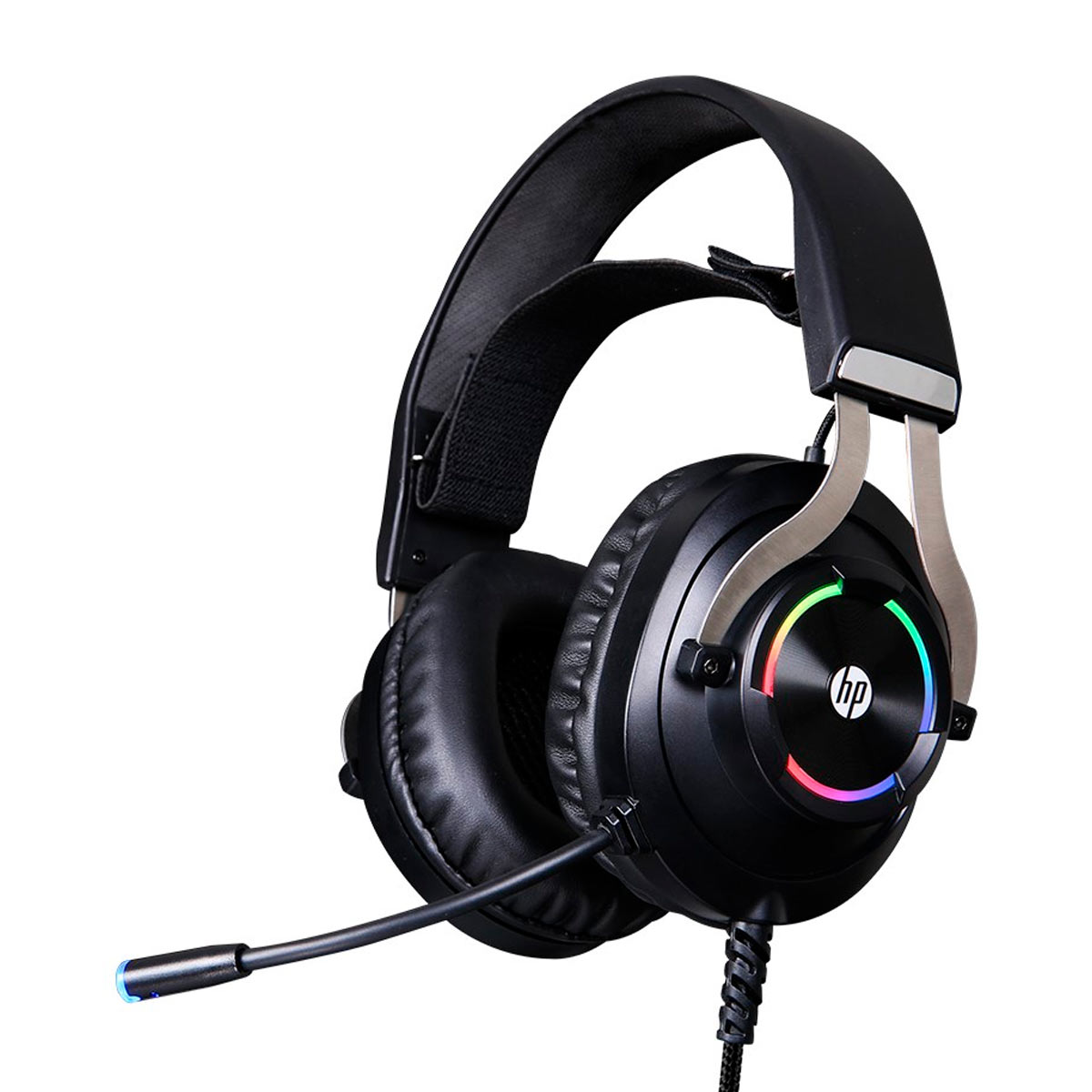 Fone Headset 7.1 Gamer USB H360GS Preto