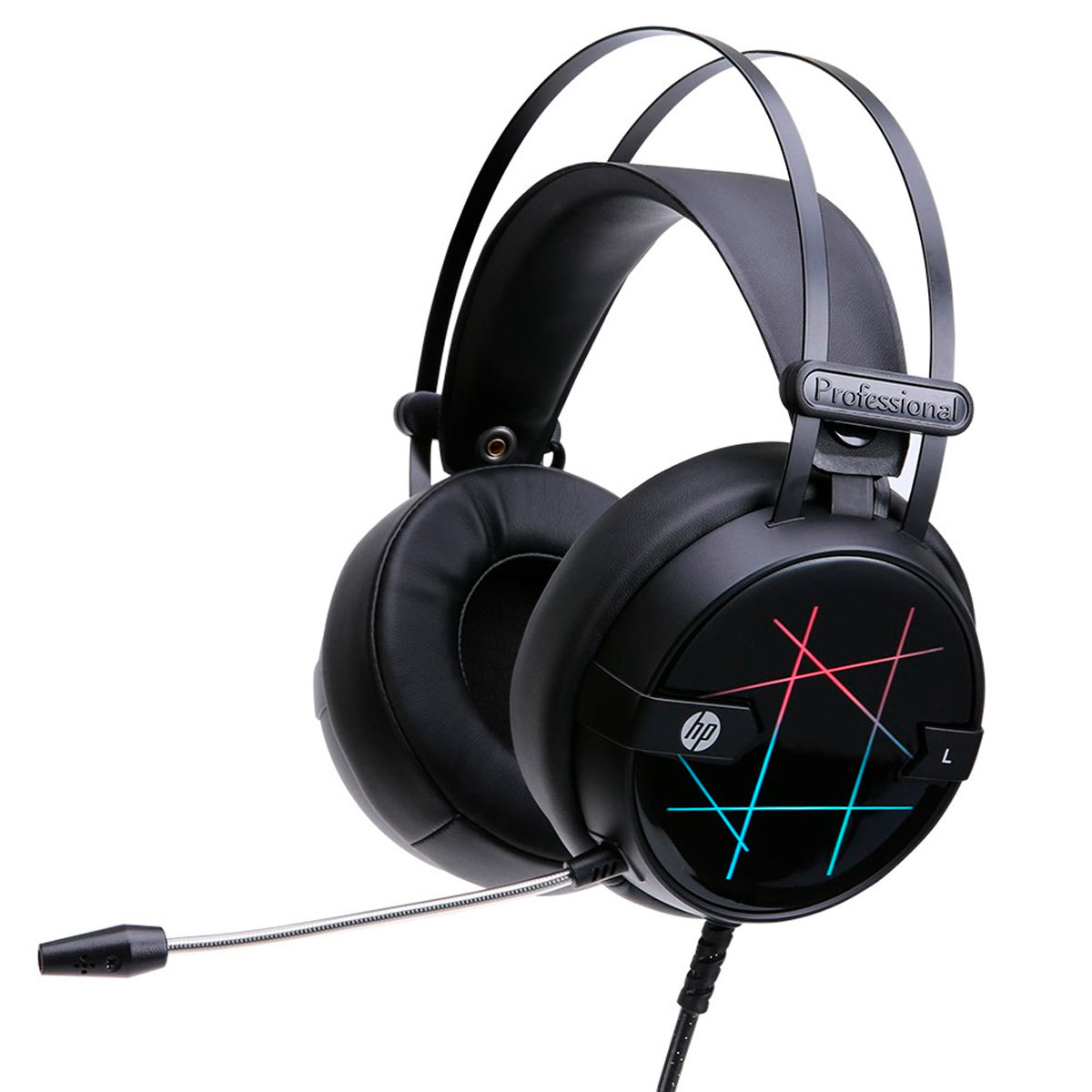 Fone Headset Gamer USB H160G Preto