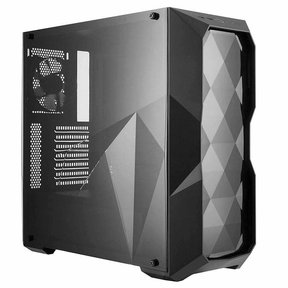 Gabinete Masterbox TD500L Corte Diamante C/ Acrilico MCB-D500L-KANN-S00