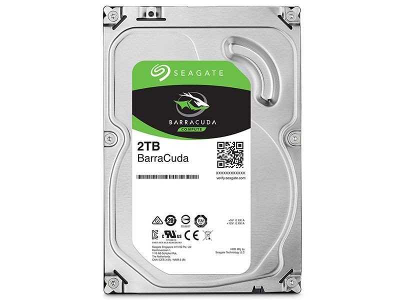HD Desktop 2TB Seagate Barracude 3.5 ST2000DM006