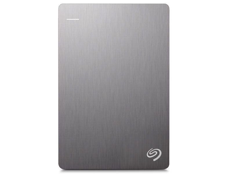 HD Externo 2TB Seagate Backup Plus Prata USB 3.0 STDR2000101