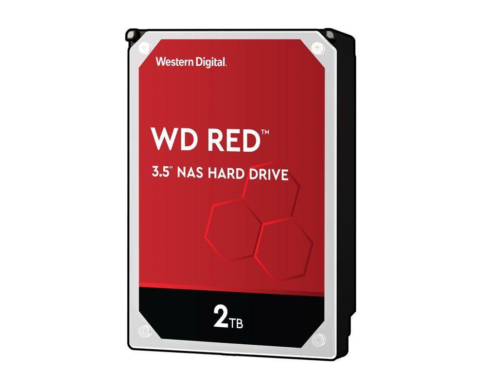 HD Interno 2tb Western Digital RED Sataiii 64mb Wd20efrx