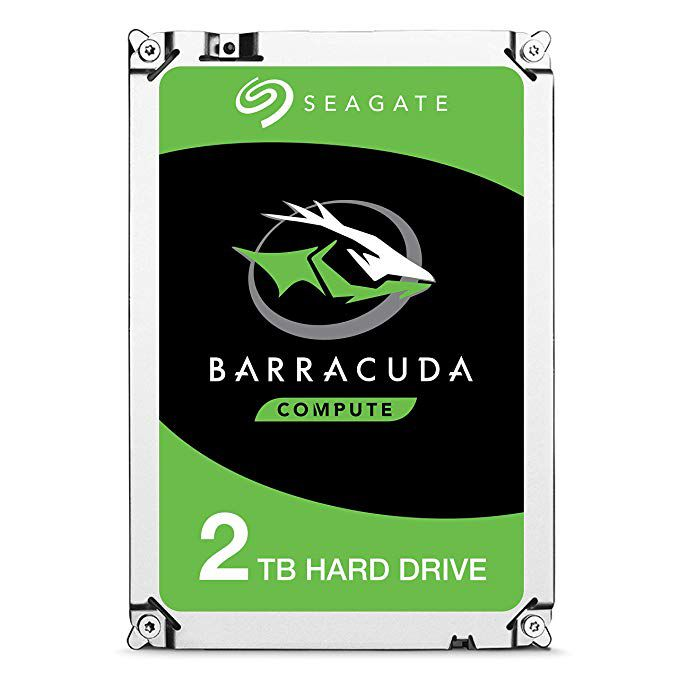 HD Notebook 2TB Seagate Barracuda 2.5 ST2000LM015