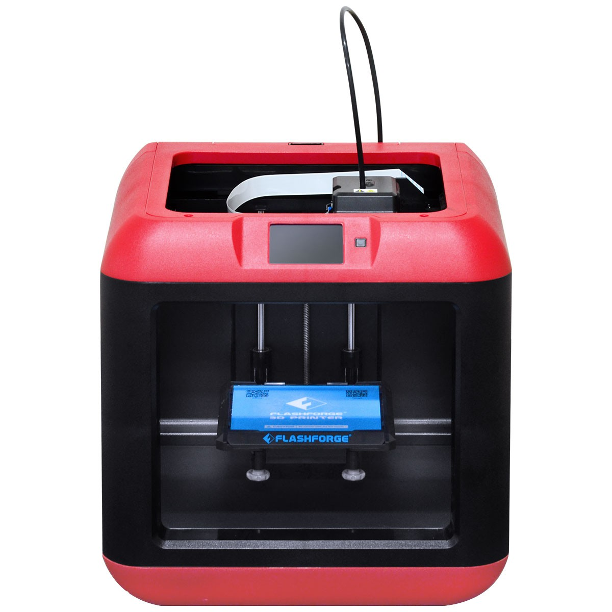 Impressora 3D Finder 140X140X140MM 1 Extrusora Plataforma Removível Wifi Nivelamento Auxiliado