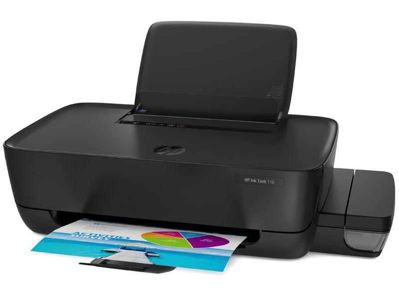 Impressora HP INK TANK 116 Jato de Tinta Color 3UM87A#AC4