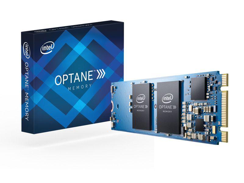 Memoria INTEL Optane 16GB NG80 M.2 Pcie 3.0 3D Xpoint MEMPEK1W016GAXT