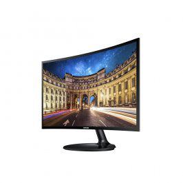 "Monitor Samsung Curvo 24"" LED Full HD D-sub/Hdmi LC24F390F"