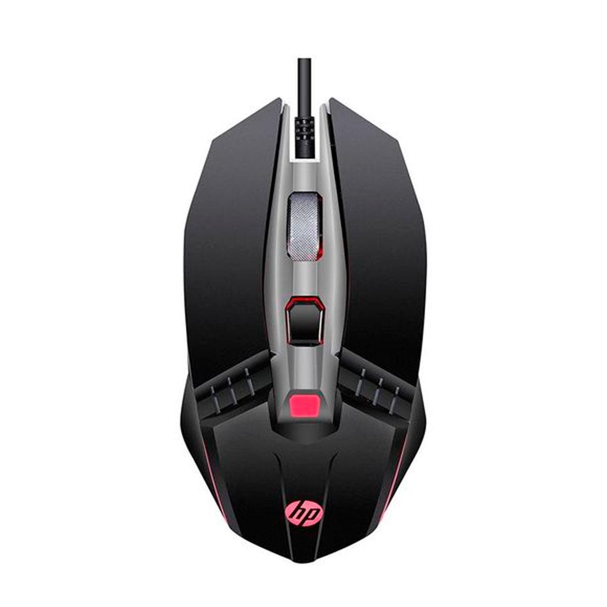 Mouse Gamer USB M270 2400 DPI LED BLACK