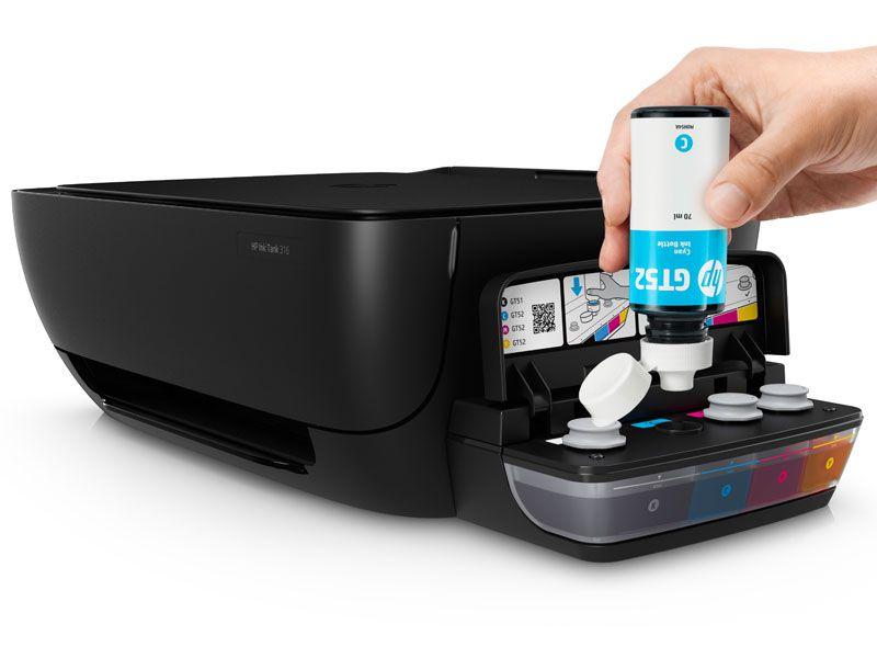 Multifuncional HP INK TANK 316 4QA85A#AK4