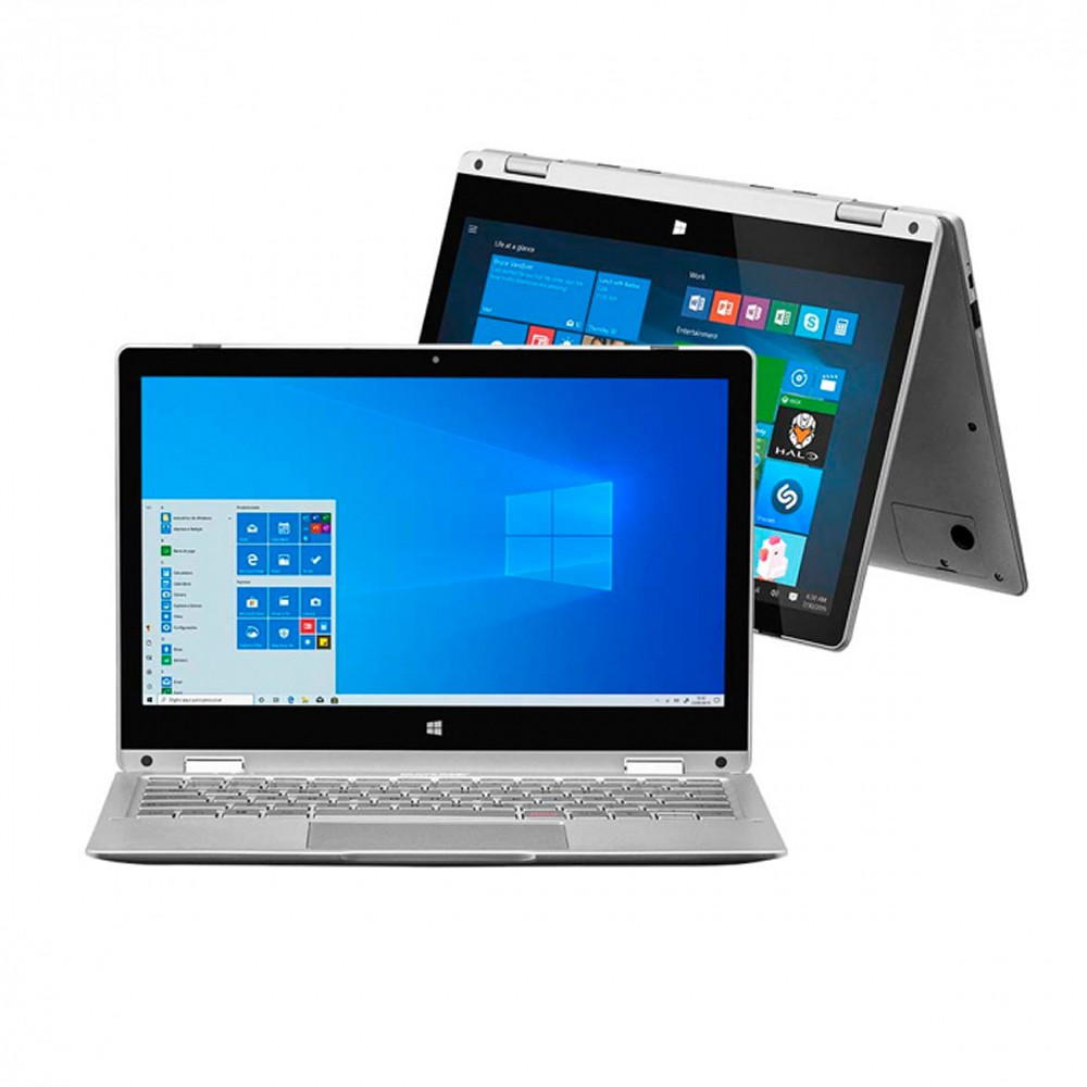 Notebook M11W Prime 4GB 64GB 11.6
