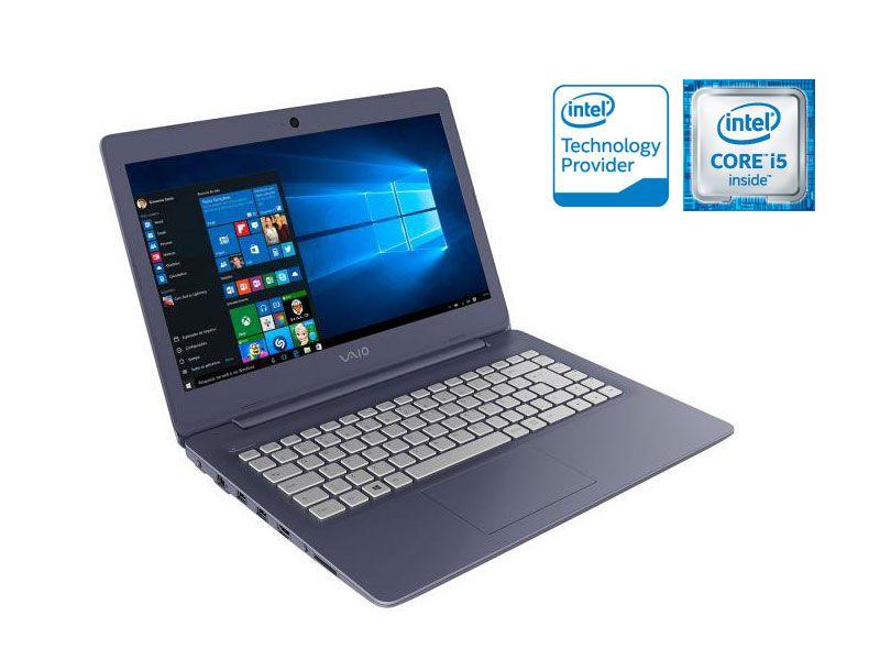 Notebook Vaio C14 I5-6200U 1TB 8GB 14 WIN10 VJC141F11X-B0211L