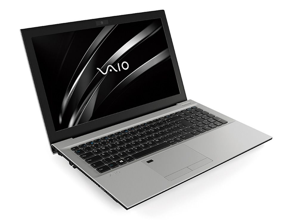 Notebook Vaio F15 Metal i7-8550U 8Gb 1Tb 15.6 Win 10 VJF157F11X-B0411S