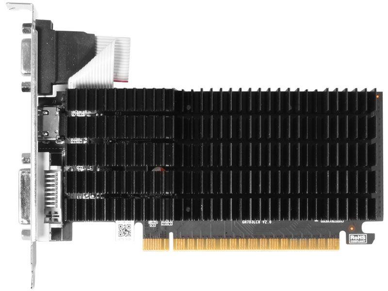 Placa de Video Geforce Galax GT 710 1GB DDR3 Nvidia 71GGF4DC00WG