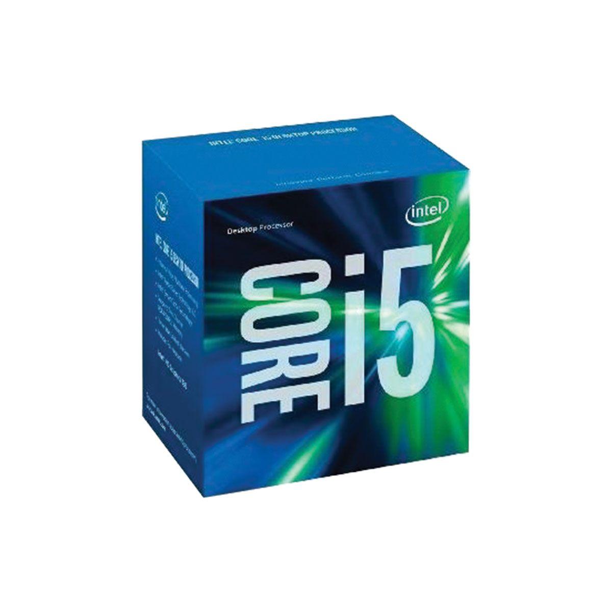 Processador Core I5-7400 BX80677I57400 3.0GHZ(MAX Turbo 3.50GHZ) 6MB Cache LGA 1151 7A Geracao