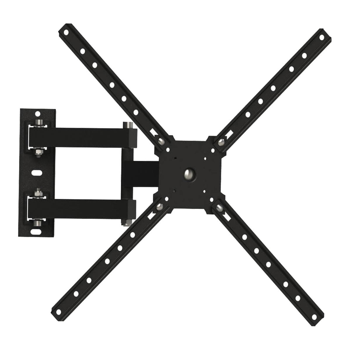 Suporte Articulado 5 Movimentos para TV LED, LCD, Plasma, 3D e SMART TV de 10 a 55